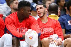 Lonzo Ball Delivers Gifts To Pelicans Teammates: Zion Williamson Reacts
