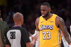 LeBron James Hilariously Reveals What He Doesn't Want For His Birthday
