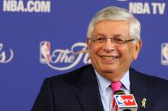 LeBron James Urges NBA To Name An Award Or Day After David Stern