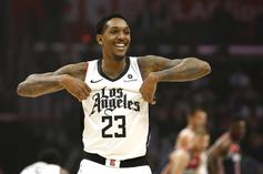 Lou Williams Reacts To Report About Kawhi Leonard's LeBron Diss