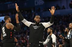 NBA All Star Fan Vote Second Returns Revealed: New Leader In The West