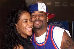 """Damon Dash Says He Will """"Always Love"""" Aaliyah With Throwback Pic On Her B'Day"""