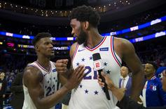 Jimmy Butler & Joel Embiid Spark Trade Rumors With Cryptic IG Post