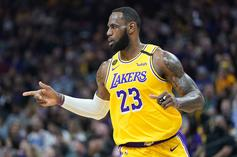 LeBron James Comments On Possibly Playing In The Olympics
