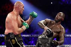 Deontay Wilder Offers Laughable Excuse: Boxing Fans React
