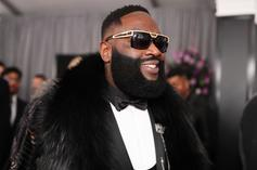 """Rick Ross Urges Social Distancing To Avoid """"The Fungus"""""""