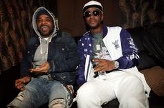 Jim Jones Reflects On Facing Cam'ron In A Hit Battle