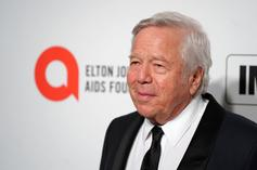 Robert Kraft's Super Bowl Ring Auctions For Outlandish Price