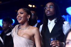 Quavo Comes To The Rescue After Saweetie Turns All The Way Up For Memorial Day