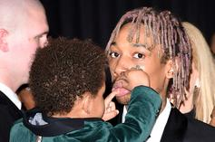 Wiz Khalifa Welcomes A New Addition To His Family