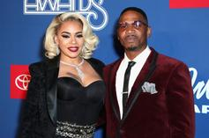 Faith Evans & Stevie J Working On Marriage Following Domestic Violence Arrest