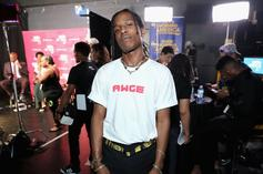 A$AP Rocky's Friend Might Have Spilled The Beans About New Album