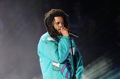 J. Cole's New Songs Wouldn't Play On Spotify & People Were Big Mad