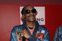 """Snoop Dogg Gets High As Hell At The Dentist: """"I Like Nitrous More Than R&B"""""""