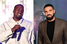 Kanye West Really Misses Drake, Retweets Another Video With Him