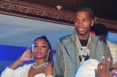 Lil Baby & Jayda Cheaves Share Suggestive Picture On IG