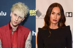 """Machine Gun Kelly Discovered """"Love At First Sight"""" With Megan Fox"""