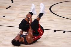 Jimmy Butler Speaks On Heat Injuries From Game 1