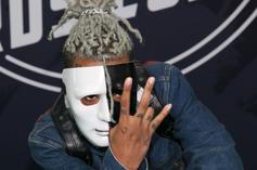 XXXTentacion Enters Top 20 Highest-Selling Artists Of All-Time List