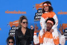 """Mariah Carey Says Son Moroccan Was """"Bullied By A White Supremacist"""""""