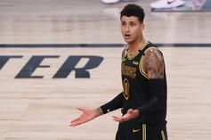 """Kyle Kuzma Admits The Lakers Are """"On Edge"""" Ahead Of Game 6"""