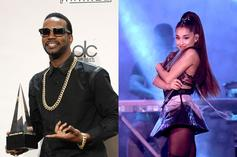 Juicy J Has An Offer For Ariana Grande