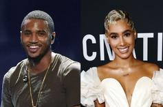 "Trey Songz Dating Ceraadi's Saiyr As She Declares ""I Like Him"""
