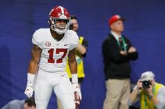 Alabama's Star WR Jaylen Waddle Likely Out For Season With Ankle Injury