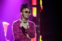 Lil Pump Follows 50 Cent's Lead & Endorses Trump For President