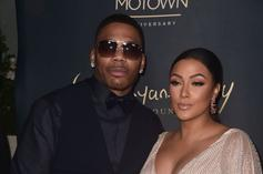 "Nelly Reveals He's ""Working Toward"" Engagement To Shantel Jackson"