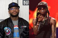 """Royce Da 5'9"""" Reacts To Lil Wayne's Donald Trump Picture"""