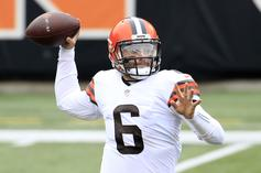 Baker Mayfield Placed On COVID-19 Reserve List