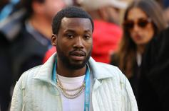 """Meek Mill """"Banned"""" From North Philly After Urging Rappers To Stop Beefing"""