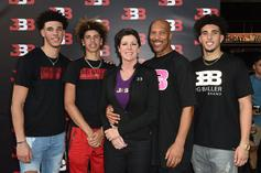 """LaVar Ball To LaMelo & Lonzo: """"You're Never Going To Meet A Nice Woman"""""""