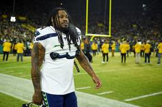 Marshawn Lynch Says He Used To Drink Hennessy Before Games