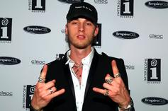 Machine Gun Kelly Reveals He's Going To Therapy For Drug Abuse