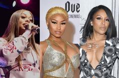 Mulatto & K. Michelle Show Major Love To Nicki Minaj On Her Birthday