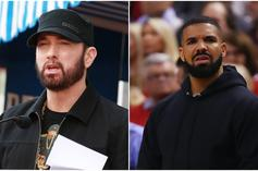 """Eminem Offers Drake Some Advice On """"Music To Be Murdered By"""" Deluxe"""