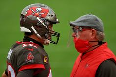Buccaneers Fan Causes Stir After Running Onto The Field