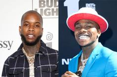 Tory Lanez Challenges Cancel Culture With DaBaby Announcement