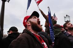 Far-Right Internet Personality 'Baked Alaska' Arrested By FBI In Capitol Riot Probe