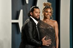 Ciara Pens Lengthy Message To Russell Wilson After NFL Award Win