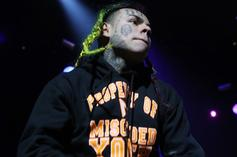 6ix9ine Ridiculed For Quoting Pooh Shiesty During Meek Mill Argument