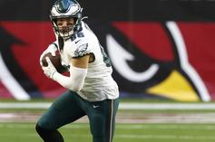 Eagles Talking With Seahawks & Colts Regarding A Zach Ertz Trade: Report