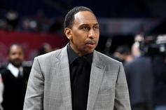 Stephen A. Smith Changes His Tune On The Nets