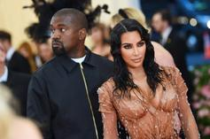 """Kanye West & Kim Kardashian """"Have A Different Vision"""" On How To Raise Kids: Report"""