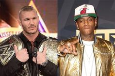 Randy Orton & Soulja Boy Are Sparring On Twitter