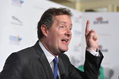 """Piers Morgan Quits """"Good Morning Britain"""" After Storming Off Set"""