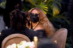 Jay-Z & Beyoncé Showed Up Late To The Grammys