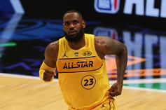 """LeBron James Thinks He """"Should Have More Than Four MVP Awards"""""""